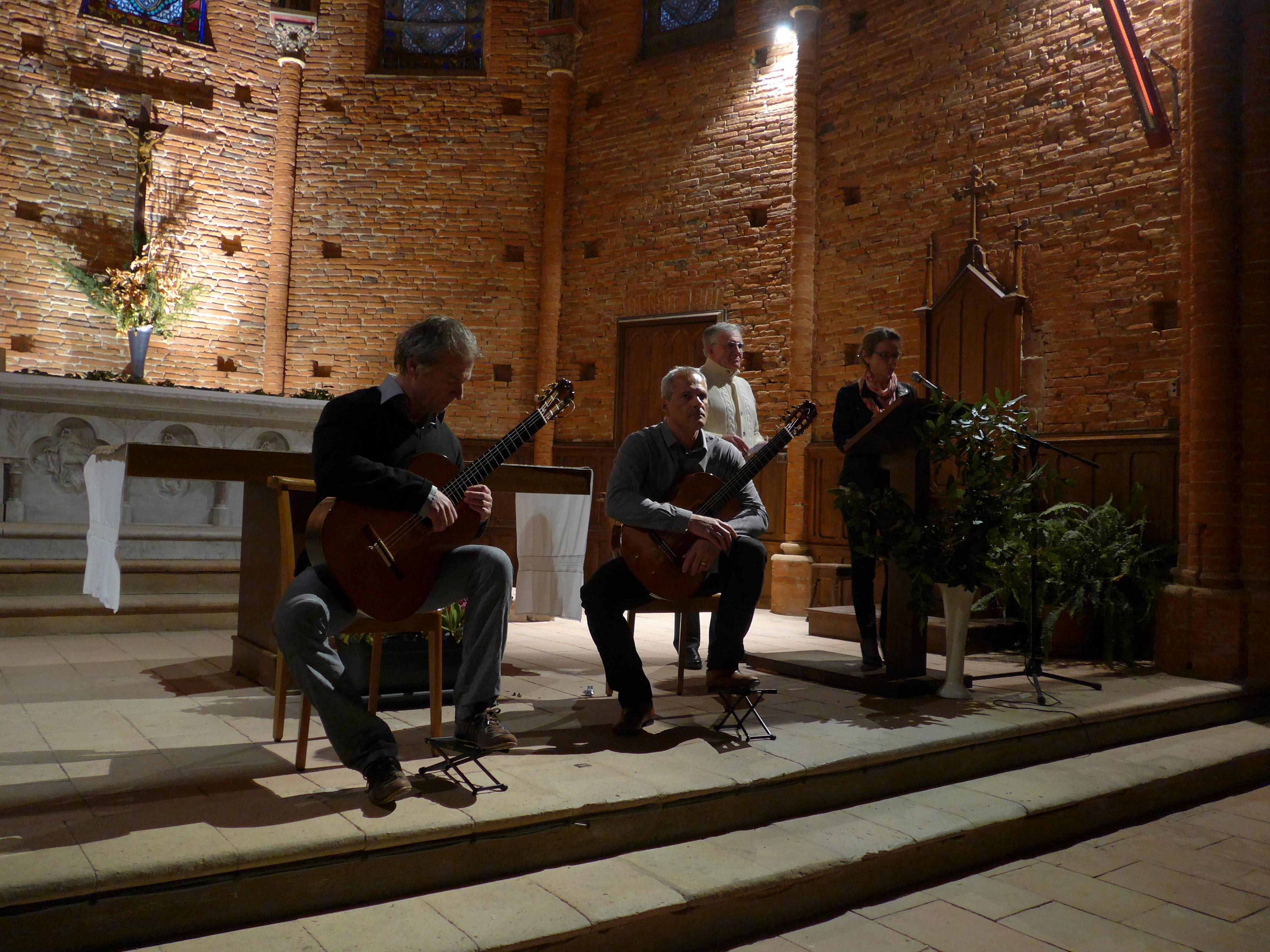 Concert de Rouffiac Tolosan